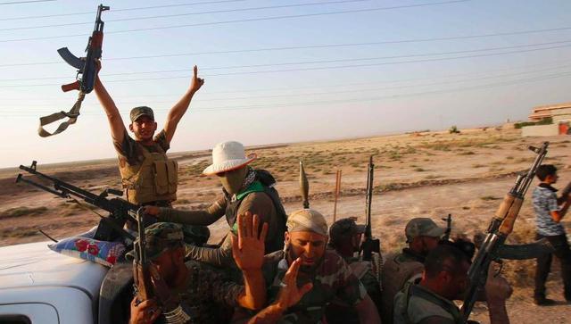 军事资讯_军事资讯:美军撤离伊拉克后拍摄到的珍贵照片,让人看了心酸落泪