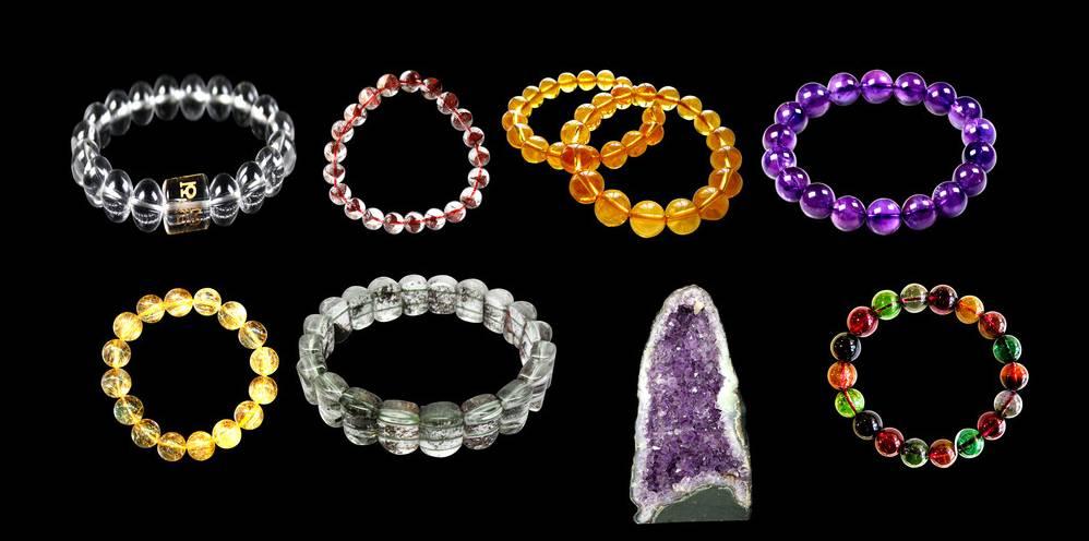 什么水晶最聚财 来看看那些来自水晶的神秘力量