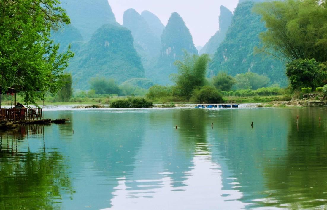 桂林会计?z+?_视频|航拍最美桂林山水