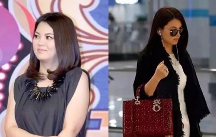 李湘胖时多少斤_曾经瘦了几十斤的李湘为何又胖了!怎么减才能避免复胖?