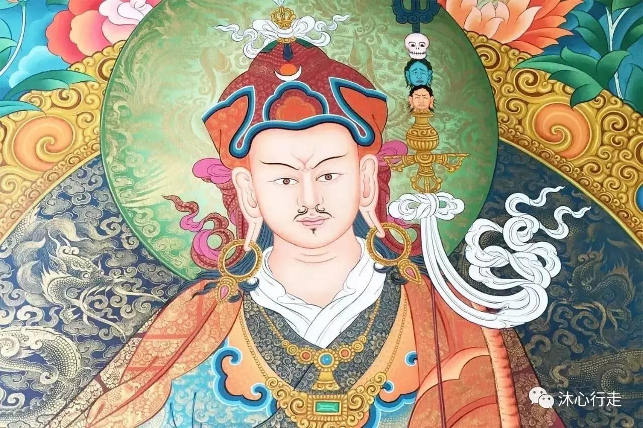 莲师手印_朝圣 | 莲师在不丹