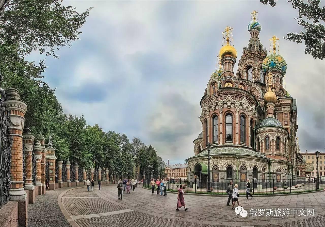 圣彼得堡滴血大教堂_66¥丨带你领略圣彼得堡滴血大教堂最美的那部分~