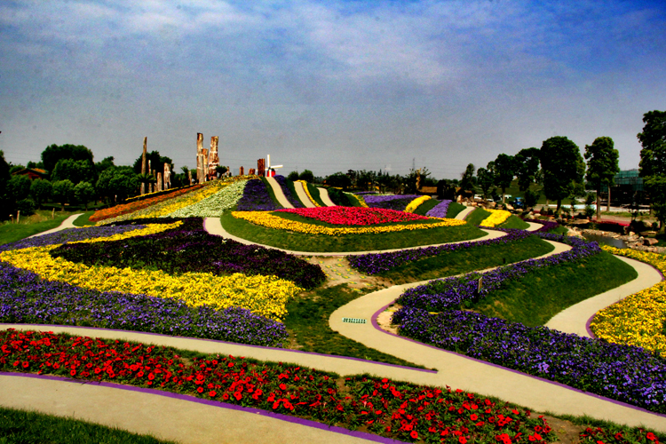 通州:南通洲际绿博园