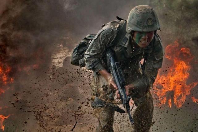 军事资讯_军事资讯:美国大兵眼里的解放军到底是什么样子的?称是唯一 ...