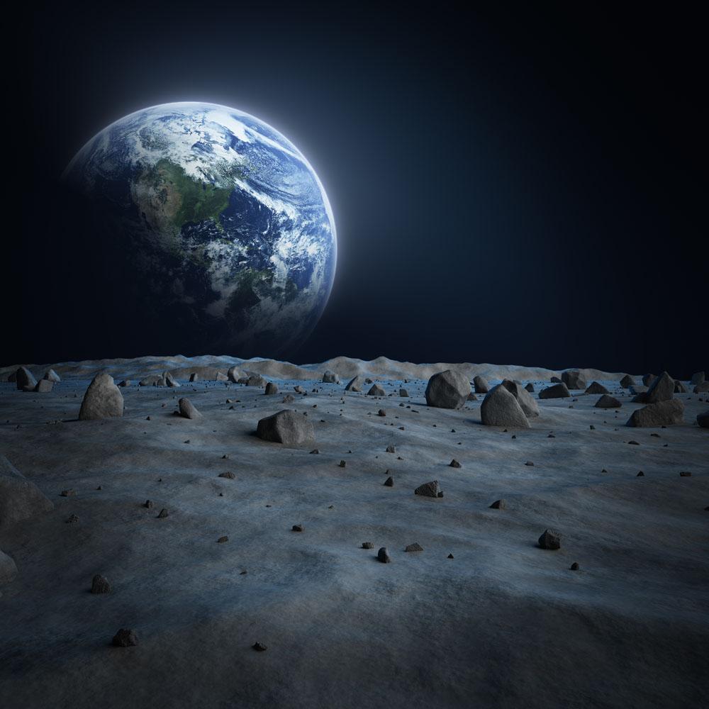 的_月球真的是45亿年前外星人建的前沿观测站吗?
