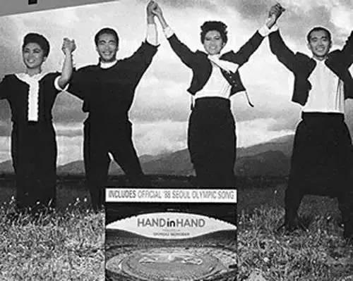 汉城奥运会主题曲_二十九年过去了,这首经典的奥运主题歌《手拉手》依然无法被超越