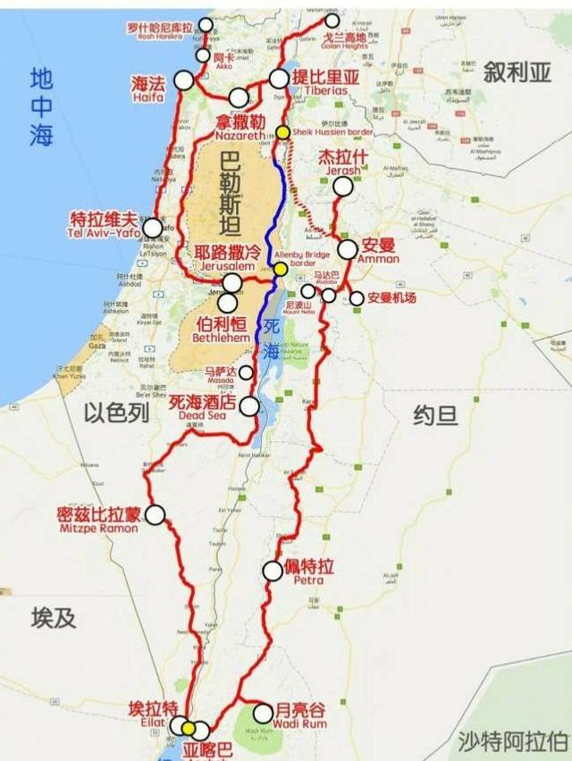 """三教圣城、应许之地""""耶路撒冷三千年权利的游戏,可知中国哪座城市可以媲美?"""