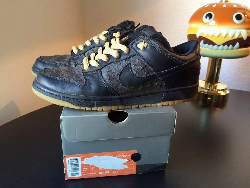 c6b68895098 ... Nike Dunk Low Pro SB Ostrich 2003 ...