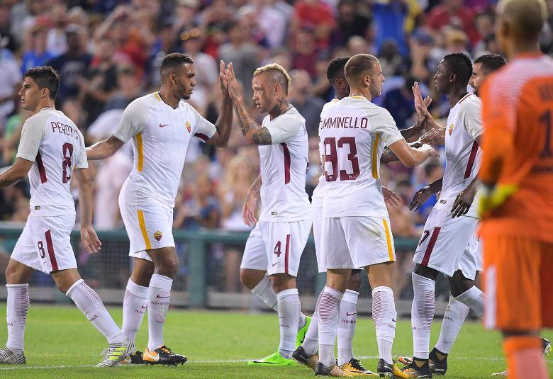 国际马尔斯_国际冠军杯-马尔基尼奥斯破门 巴黎点球6-4罗马