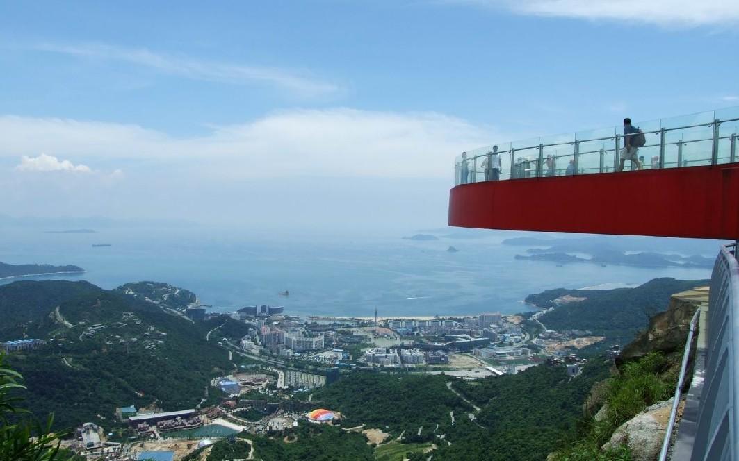 深圳旅游_5a级景区代表:深圳华侨城旅游度假区