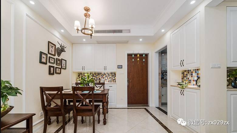 客厅与走廊移门效果图_家里进门一个拐角,餐厅到客厅一个拐角,如何吊顶- _汇潮装饰网