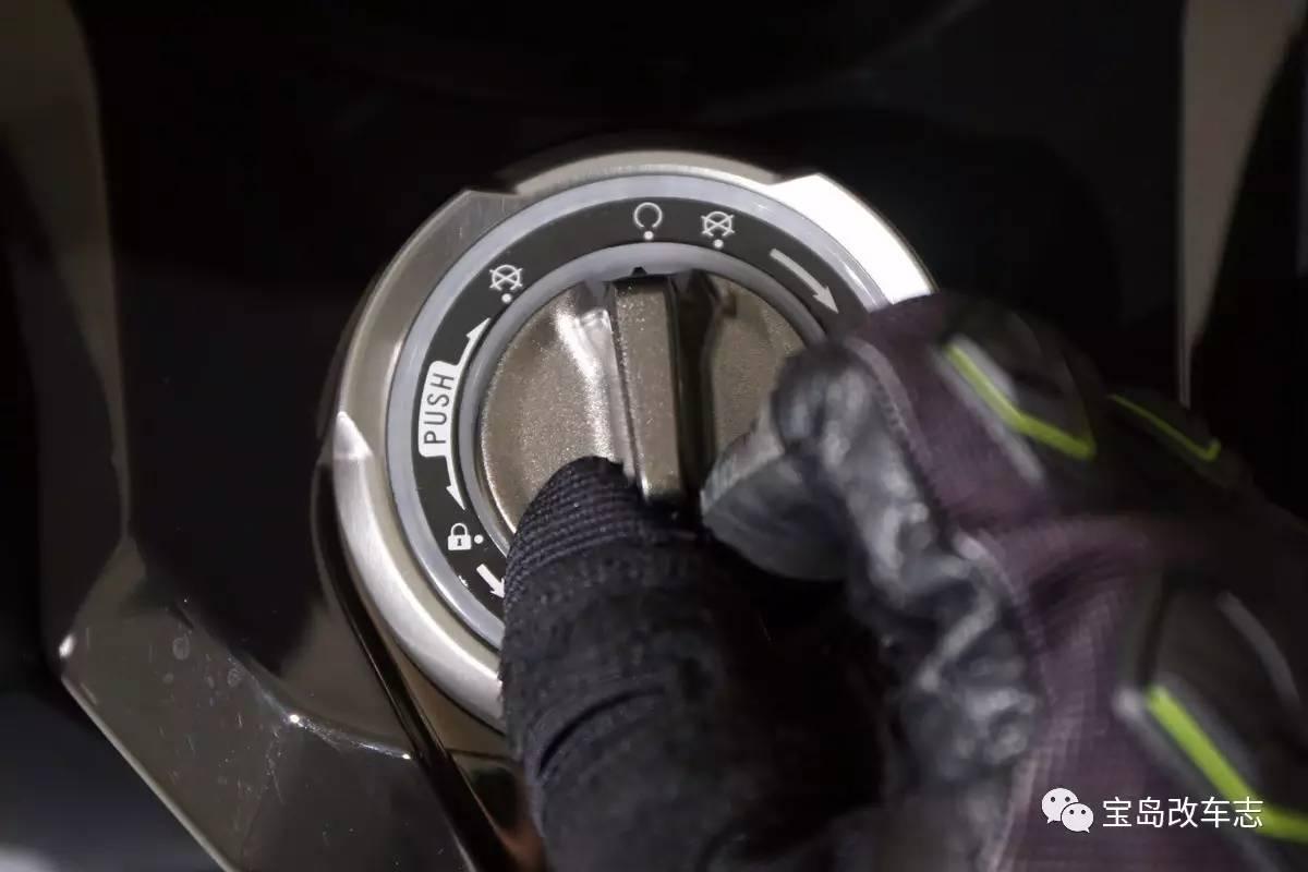 点火开关lock_汽车的钥匙开关,有哪些档位?-点火开关有几个档位?