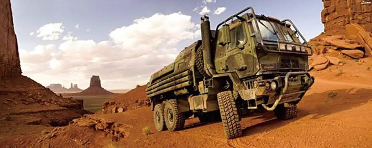 WWW_TUBEHOUND_COM_汽车 正文           人物:hound探长 现实车型:奥什科什防务军用战术