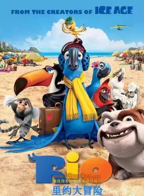 电影 马达加斯加1英文_最值得看的50部英文动画电影,部部经典,暑期找来练听力和口语!