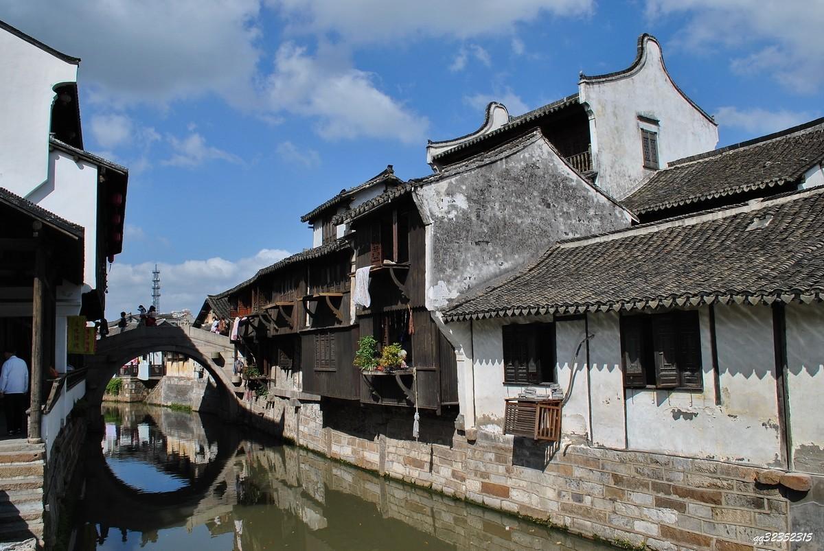 """青浦区天气_想不到上海有九个小镇入围""""全国特色小镇"""" 快看看哪个离你 ..."""