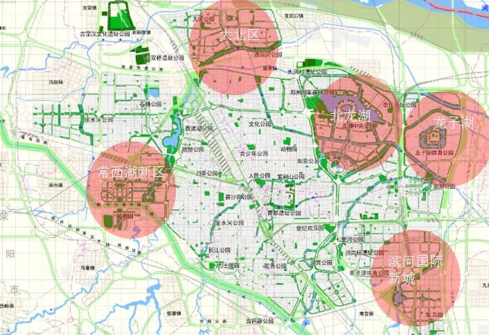 涟水规划图大图_地铁规划、绿地规划、用地规划三个维度下的郑州大世界!