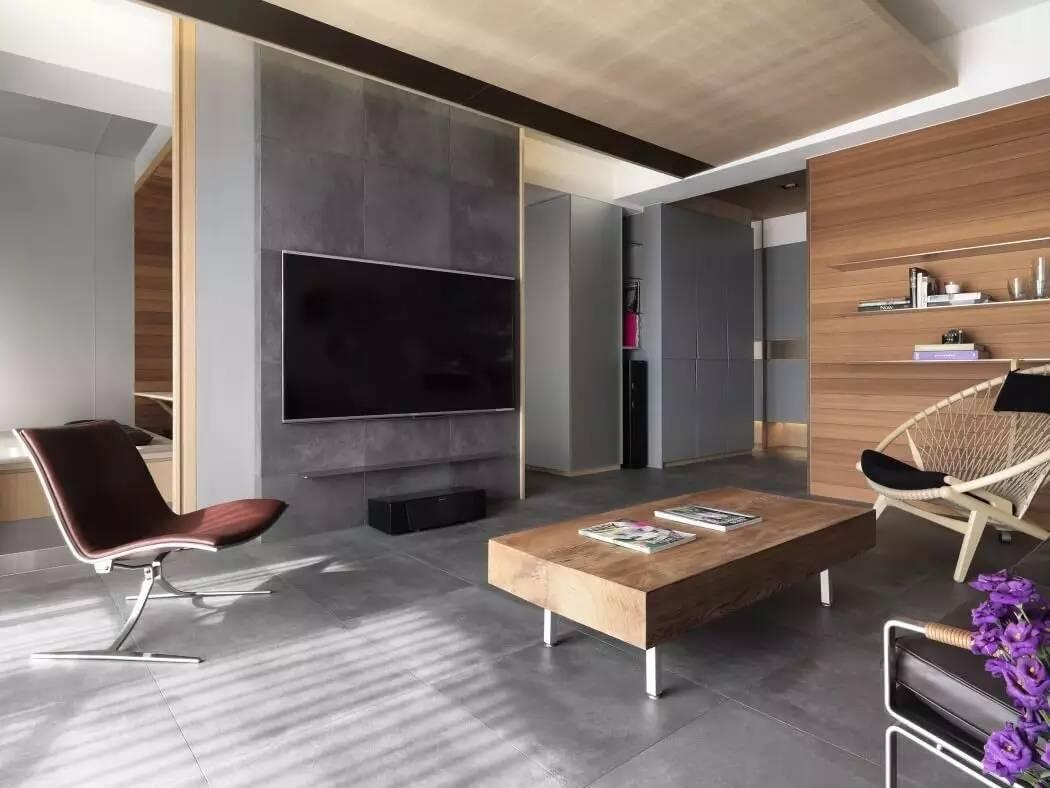 家里撸_技能  看看这9种方法,告别家里的电视背景墙!