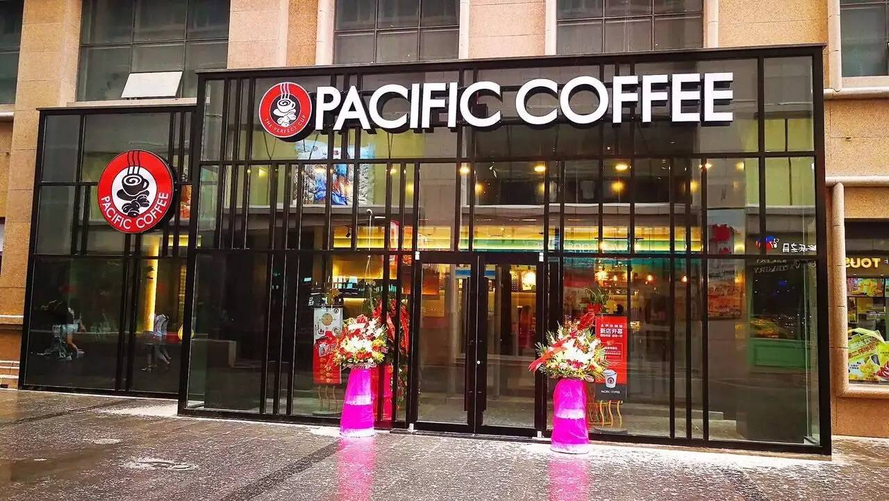 opening┃【pacific coffee】开业啦!
