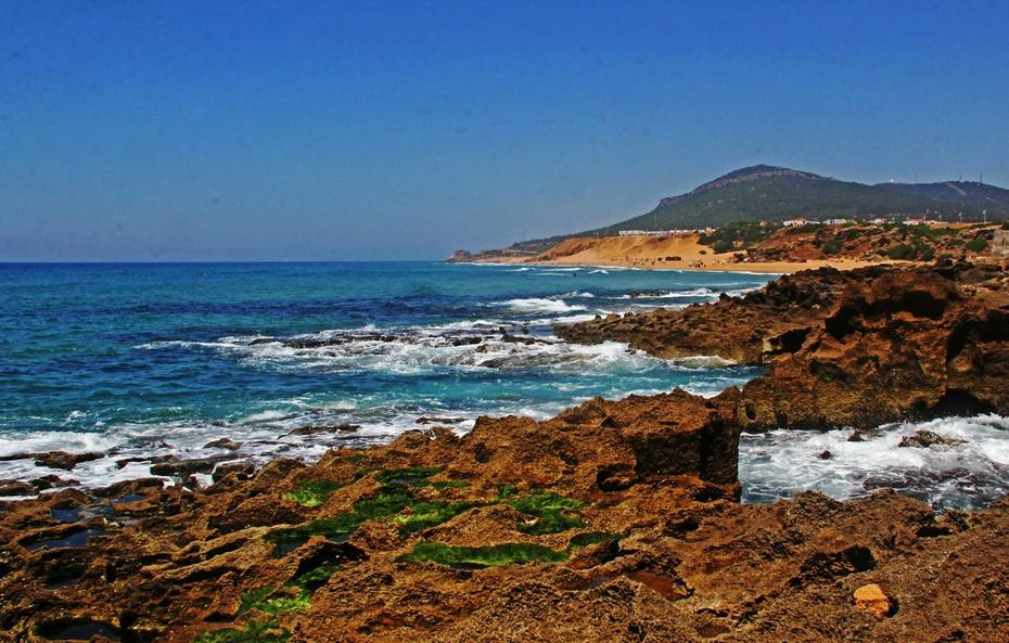 北非美少妇艳照_轮渡海峡到北非,大西洋边风光美--西葡摩直游之七