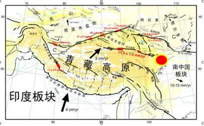 地震图_为什么四川总是地震?地震真的无法预测?