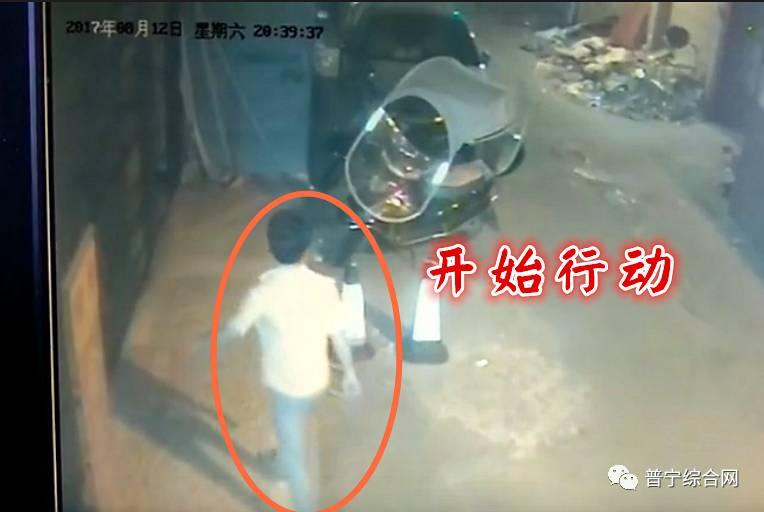 校园偷伯视频_【曝光】一年轻人流沙东市偷车视频流出,经验堪称了得