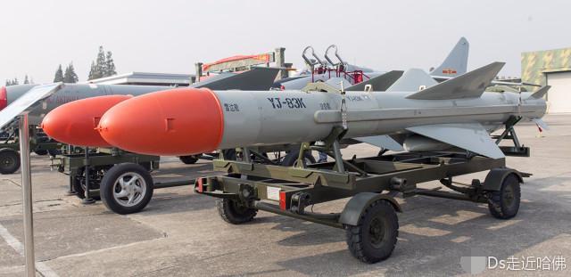 ���#�.#��)yj!���K_yj-83k(鹰击-83k)超音速空射反舰导弹,是从yj-83舰舰导弹发展而来的