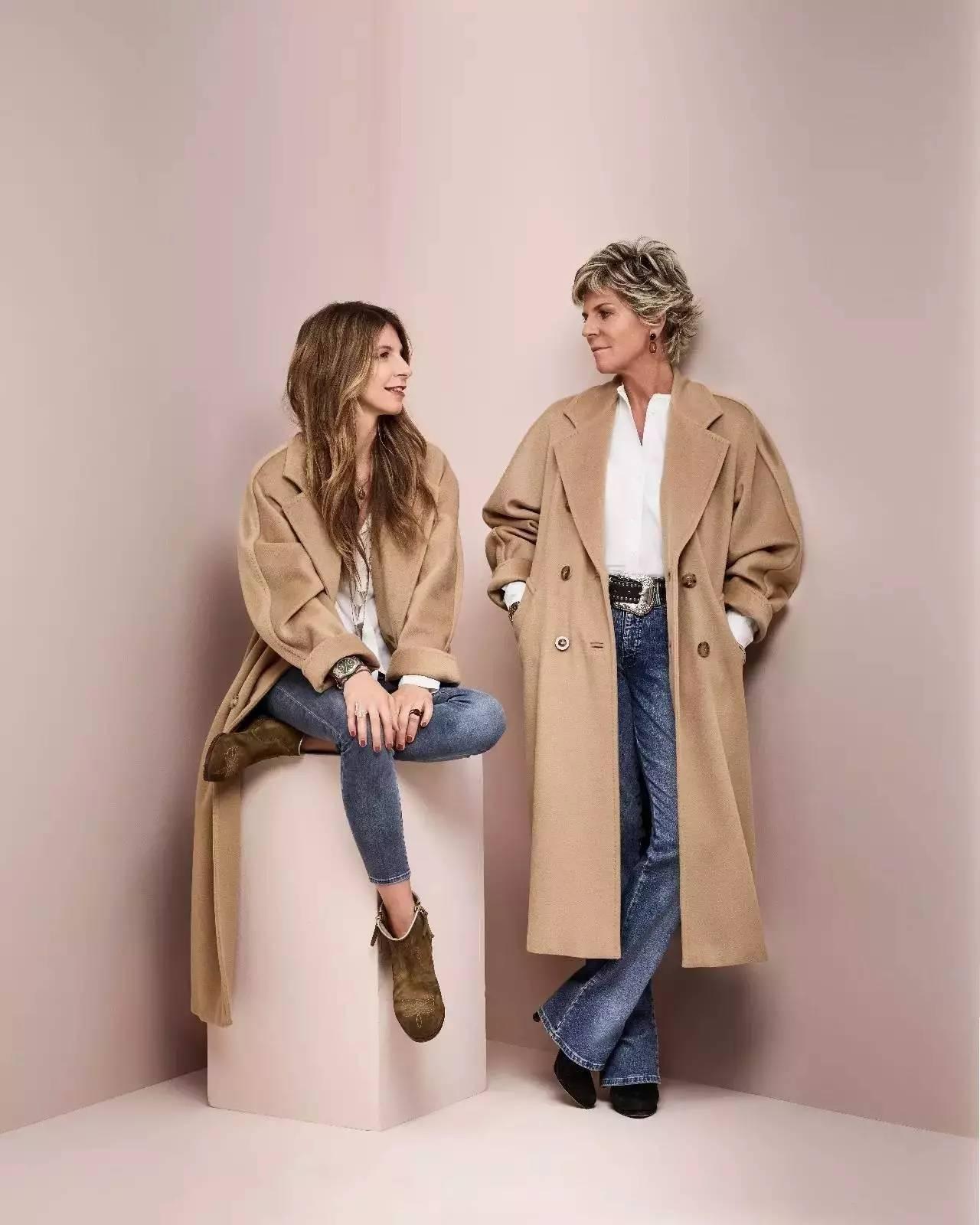 上班换丝袜_一件大衣就要上万元的 MaxMara,到底有什么稀罕的?